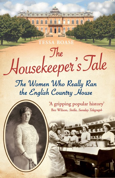 Tessa Boase- The Housekeeper's Tale